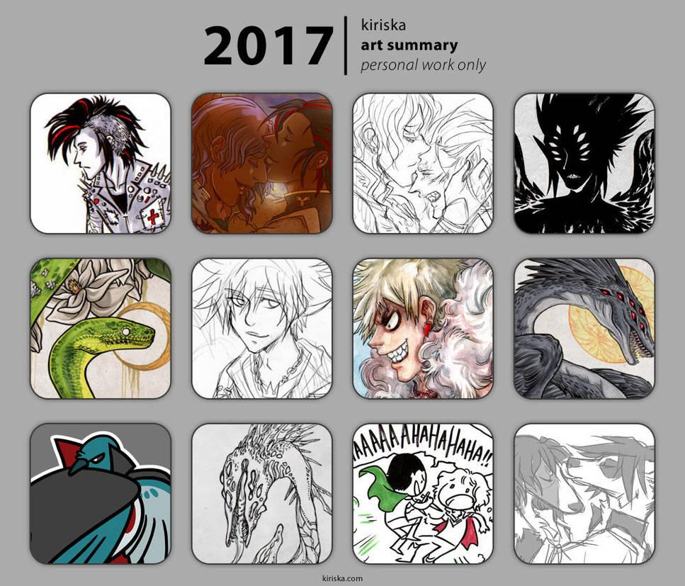 2017 Summary by Kiriska