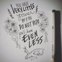 GO VOTE by Kiriska