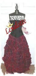Balloon Skirt 'Bubbles' by lenalotte