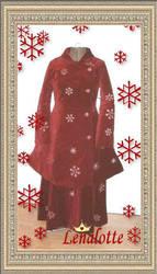 SnowWhite Coat by lenalotte