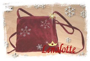 SnowWhite Muff by lenalotte