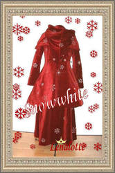 SnowWhite's Outfit, back by lenalotte
