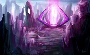 Ancient Portal by Eru17