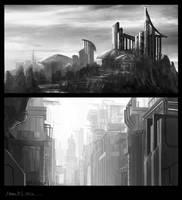Random Environment015 by Eru17