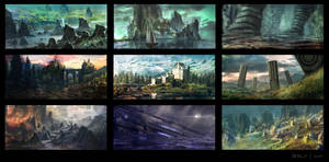 Env Thumbnails by Eru17