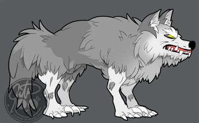Barghest by BouncekDeLemos
