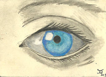 Eye See You ATC by Mokonaru