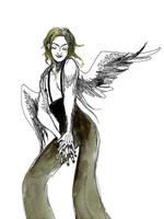 Lo Perlo III: Jazz Angel by emera
