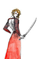 Lo Perlo IV: Katana Cotillion by emera