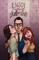 Enjoy the Adorbs! by artgyrl