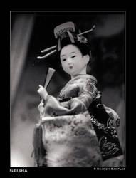 geisha by artgyrl