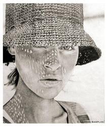 sun freckles by artgyrl
