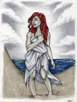 ariel by artgyrl