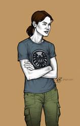 maria. by artgyrl