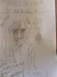 Poster one: wreck I fied by devilx23