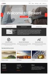 Stoken - WordPress Theme by i337m1k3