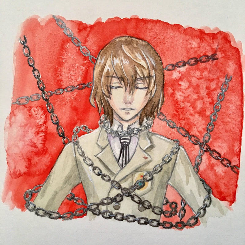 Akechi by Hedemi
