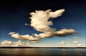 September Clouds In Arcipelago by eskile