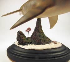 Polycotylus latipinnis base by modelnut