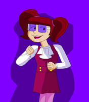 Scooby Doo - Madelyn Dinkley by TXToonGuy1037