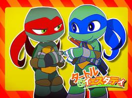 Turtle Yesterday by 07kiwa