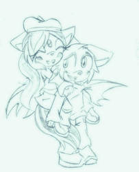 couple by Anyeimi-Ani