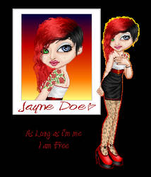 Jayne Doe by A-Enchanted