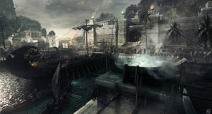 Harbour, 2013 by armsav