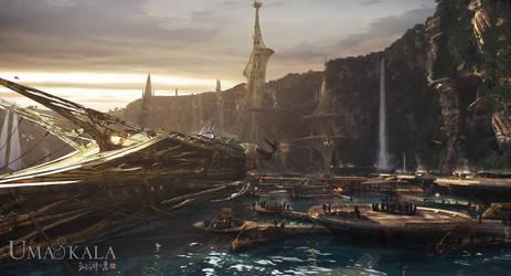 chi city harbor by armsav