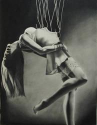 Hanging Angel by mochila