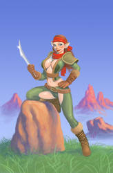 Another Rogue... by danielfaiad