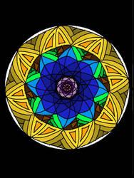 Flower Mandala 2 by FoxyRelina