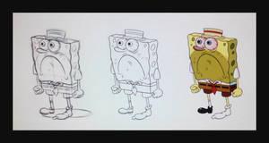 Spongebob!! by brianpitt