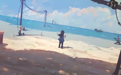 Seashore by FranLoL