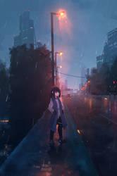 Agent Hiko by FranLoL