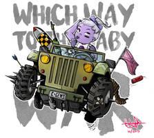 Which Way To The Baby War? by SahtiWaari