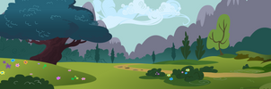 Nature Background by Blanishna