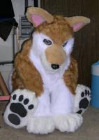 Puppy quad costume by Bladespark