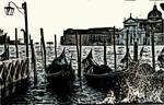 Venice Gondolas by anubis