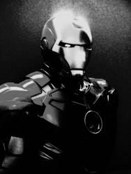 Ironman by necronomicon32