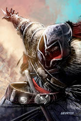 Assassin's Creed by aburtov