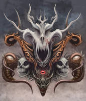 Metal Illustration by aburtov