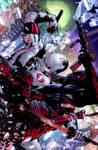 Snake Eyes 16 cover by aburtov