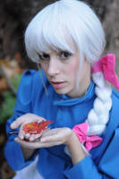 Sophie - Howl's Moving Castle by ElliotCosplay