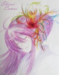 Gakuko : VOCALOID by Shiroi-Camui