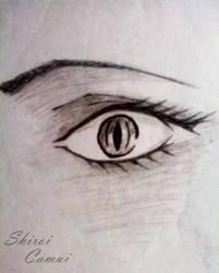 Demon Eye by Shiroi-Camui