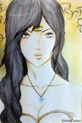 Salubri Vampire: Sinead Weisman by Shiroi-Camui