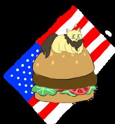 Americat Thanks You!!! by CreekWhereSnowFalls