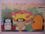 Kisame, Naruto and Tobi by dr12002610