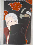 Hidan and Kakuzu by dr12002610